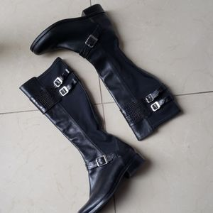 Cole Haan knee length boots ladies size 9